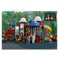 China South Korea Import Food Grade Plastic LLDPE Anti-UV Outdoor Park Big Children Playground on sale