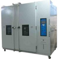 China Environment Walk in Stability Test Chamber Tempearture Humidity Heating and Cooling on sale