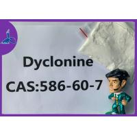 China 586-60-7 Local Anaesthesia Drugs Painkiller Dyclonine With Cool Dried Storage on sale