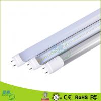 Clear / Frosted 18W / 10W LED T8 Tubes , 2 Foot Led Tube Of Warm White 2700k Manufactures