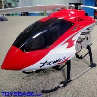 3.5CH Mini Radio Remote Control RC Alloy Metal Helicopter with Gyro, Lights Manufactures