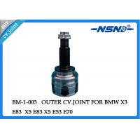 Quality Steel Auto Cv Joint Cv Joint Driveshaft 31607529201 For X3 E83 X5 E53 for sale