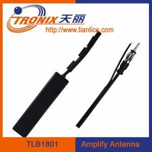 black color car amplifier antenna/ hidden car am fm antenna/ electronic antenna TLB1801 Manufactures