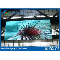 Cheap P5 P8 Waterproof Full Color LED Display Board , Ultra Thin Rental Led Screen for sale