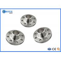 "ASTM B564 N08811 Weld Neck Pipe Nickel Alloy Flanges ASME B16.5 1 / 2"" 300# For Boiler Manufactures"