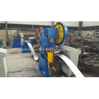 China Professional full c lip channel purlin roll forming machine high Efficiency on sale