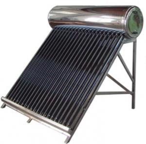 household unpressurized solar thermal geyser Manufactures