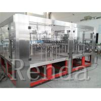 CE Certification Small Carbonated Drink Filling Machine 8000BPH / 10000BPH Manufactures