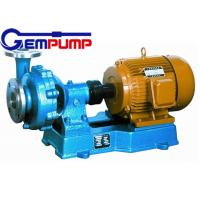 Clean Water Pump AFB Horizontal Synthetic fiber industry 0.75~55 KW Speed Manufactures