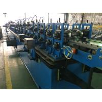 Galvanized steel Solar Roll Forming Machine 415V 50HZ 3P Customized Manufactures