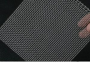 1.8mm 2x2 Square Woven Wire Mesh For Sifting Screen Manufactures