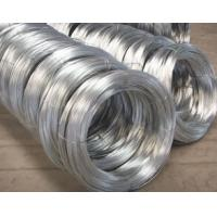 metal electro galvanised / Galvanized Iron Wire for construction Manufactures