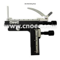 Quality Horizontal 11.5CM Microscope Accessory Sliding Ruler  A54.1504 for sale