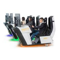 High cost performance AR racing car driving arcade simulator game machine Manufactures