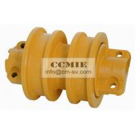 Cheap PC150 PC220 PC400 Excavator Komatsu Spare Parts Track Roller With Steel Metal Material for sale