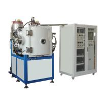 China Small Sizes Physical Vapor Deposition Functional PVD Vacuum Coating Machine / Tools Hard Coatings Deposition Equipment on sale