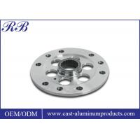 Custom Stainless Steel Flange Smooth Surface Industrial Machining With No Defeat Manufactures