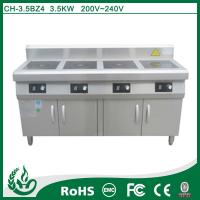 China induction clay pot furnace electric coil hot plate 300+300+300+300mm on sale
