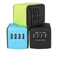 China Mini Size  Universal Travel Adaptor / International Power Adapter For Business Trip on sale