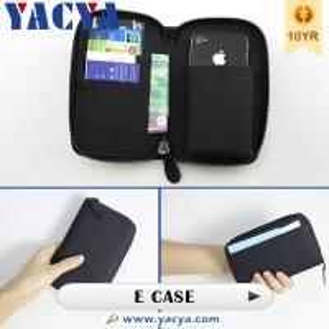 Convenient / Portable Electronic Cigarette Accessories Leather Case Manufactures