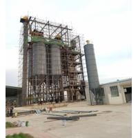 Cheap customized carbon steel 40 t/h dry mortar batching plant with Automatic control system for sale