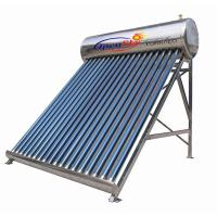 compact pressurized stainless steel solar thermal system Manufactures