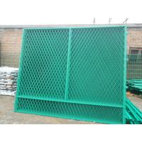 Garden Border electro galvanized wire mesh fence corrosion resistance Manufactures