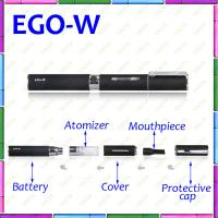 New Design Pen Style No Ignition, No Fire Hazards Harmless Ego W Cigarette Wax Vaporizer Manufactures
