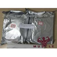Raw Steroid Powders Testosterone Enanthate Powder / Test E Steroid Hormone For Muscle CAS 315-37-7 Manufactures