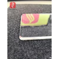 custom heat tempered 4mm thickness beveled edges ultra clear glass for household applications Manufactures