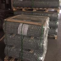 Galvanized Weaving Hexagonal Wire Netting for Bumper Cars 16 Gauge 1 Inch Manufactures