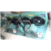 Low Noise 20HP 380V 50HZ Cold Room Condensing Unit Manufactures