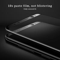 OEM 2.5D Anti Glare Glass Screen Protector For Samsung Galaxy S8 Easy Installation Manufactures