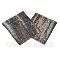 China UV Stabilize Garden Weed Membrane , 1.0m * 200m 130g / M2 Black Landscape Fabric on sale