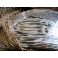 Electro Silver Galvanized Steel Iron Wire Bwg24 High Carbon Steel Wire Manufactures