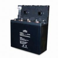 Telecom Battery with 2V Nominal Voltage and 100Ah to 3,000Ah Capacity Manufactures