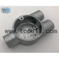 Branch Three Y Way BS4568 Conduit Explosion Proof Conduit Fittings Malleable Iron Box Manufactures