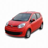 Buy cheap EEC M1 Four-person Electric Car with Gel Battery on 110kph and 260km Running from wholesalers