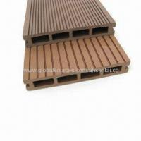 WPC Material Suitable for Outdoor Flooring andSwimming Pool Decking, Manufactures