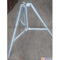 Buy cheap Concrete Slab Formwork Systems With Removable Folding Tripod H80 from wholesalers