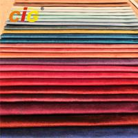 Burn Out Soft Velvet Sofa Upholstery Fabric 280gsm 140cm To 300cm Width Manufactures