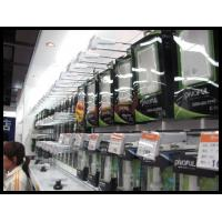 Single security display hook for mobile phone retail stores Manufactures