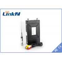 Long Range Wireless Audio Video COFDM Transmitter And Receiver System With H.264 Manufactures