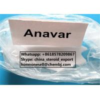Buy cheap Muscle Gain Anabolic Androgenic Steroids raw powder Anavar Oxandrolone from wholesalers