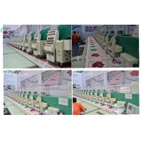 Mixed head Chain-Stitch Industrial Embroidery Machine for Garment Tee Shirt Manufactures