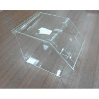Buy cheap Light Weight Transaprent Acrylic Candy Bin Plexiglass Candy Storage from wholesalers