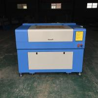 6090 600x900mm CO2 craft engraving laser cutting machine for sale Manufactures