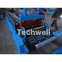 0-15m/Min 14 Stations PPGI Cold Roll Forming Machine Manufactures