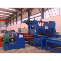Stainess Steel Pre Painted Cut To Length Machine Uncoiling Leveling Coil Cutting Machine Manufactures