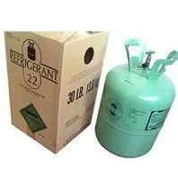 R22 Refillable cylinder  Odorless 1000L CHCLF2 R22 Refrigerant Replacement Manufactures
